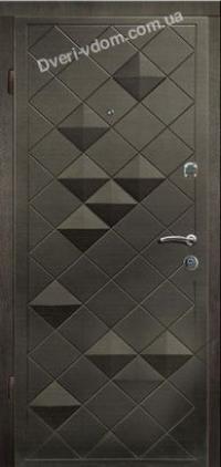 Входные двери Ромб-327 венге (квартира)