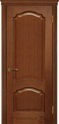 Двері Термінус модель 42 Caro (Дуб браун)