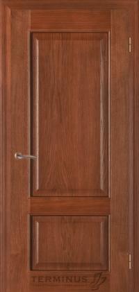 Двері Термінус модель 46 Caro Дуб браун глухі