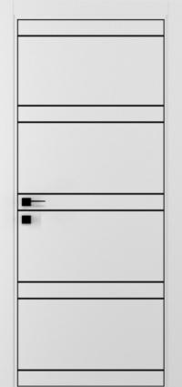 DOORIS A07-крашеные межкомнатные двери