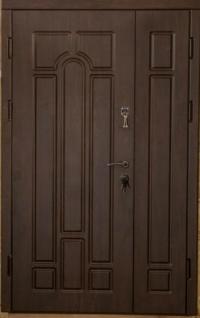Полуторные двери Форт Классик Премиум (улица).