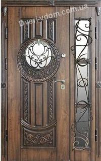 """""""DV-40+37"""" полуторные двери (для улицы)"""