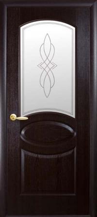 """Двері міжкімнатні Фортіс Делюкс P Модель """"R"""""""