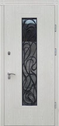Входные двери Страж-Невада 3d
