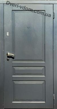 Гранд Антрацит уличные двери