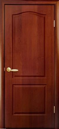 """Двері міжкімнатні  Фортіс """"А""""  вишня"""
