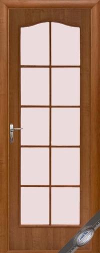 """Двері міжкімнатні  Фортіс """"С"""" вільха"""