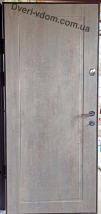 Металл-Мдф +Орнамент-1 уличные двери