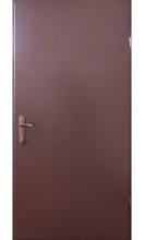 Технические двери RAL 8017