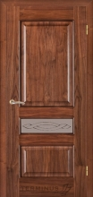 Двері Термінус модель 48 Caro (Американський горіх)