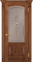Двері Термінус модель 47 Caro (Дуб браун)