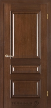 Двері Термінус модель 48 Caro (Венге шоколад)