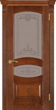 Двері Термінус модель 50 Caro (дуб браун)
