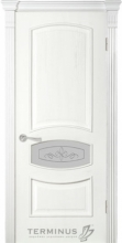 Двері Термінус модель 50 Caro (Ясен білий)