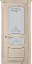 Двері Термінус модель 50 Caro (Ясен латте)