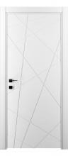 DOORIS G06-крашеные двери
