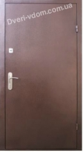 Технические двери DV-1.2 молотковые.
