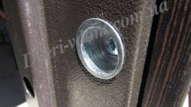 Уличные двери AV-5 Стандарт-плюс.