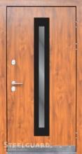 """Стилгард """"Альфа""""  уличные двери."""