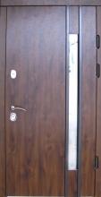 «AVE- стеклопакет» уличные двери