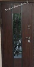 AVE-Витраж уличные двери