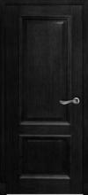 Двери Премиум, Черное серебро