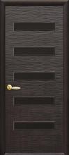 """Двері міжкімнатні Фортіс Делюкс """"Сахара 5S BLK"""""""