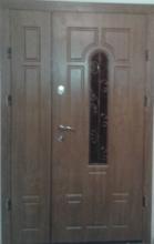 Полуторные двери  Арма-ковка (тип-1)