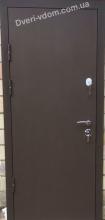 """DV-142 Металл-МДФ""уличные двери"