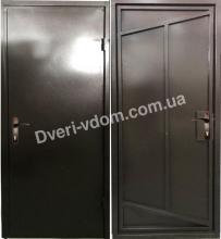 Технические двери DV-m1 RAL-8017