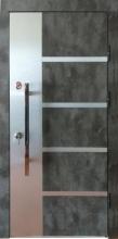 Входные двери нестандартных размеров ДВД-6
