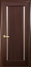 Межкомнатная дверь Луиза (стекло сатин)