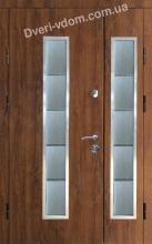 """""""DV-A-1"""" полуторные входные двери"""