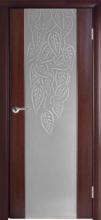 Двери Милано № 2 Венге, Фолия-2