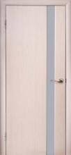 Глазго 1 Woodok беленый дуб стекло белое