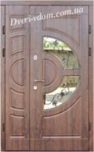 Полуторные двери Форт «Греция с ковкой»                   »
