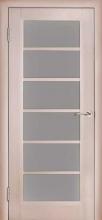 Міжкімнатні двері Каліпсо - 1, білий дуб