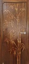 """Міжкімнатні двері Престиж Бамбук """"Вудок"""""""