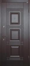 Входные двери Каскад- Квадро Венге