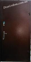 Входные двери МЕТАЛЛ-МЕТАЛЛ 1.5 мм (улица)