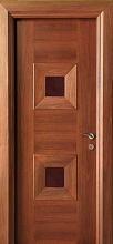 Двері міжкімнатні Вудок - Мондриан 2 оріх