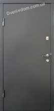 """Офис-металл-мдф 1.5мм"" металлические двери"