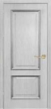Двери Премиум, белая патина