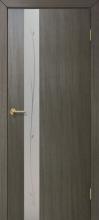Двери Омис. Зеркало 1 ПВХ