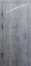 Входные двери Монолит три контура с термомостом