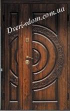 """Полуторные двери """"Оптима 157"""""""