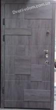 Входные двери Дуб шато 601 (квартира)
