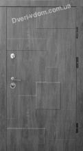 Симетрия Форт графит уличные двери
