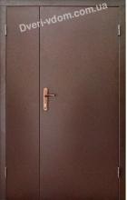 Полуторные двери МЕТАЛЛ-ДСП