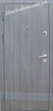 """Входные двери """"Миллениум"""" серый"""